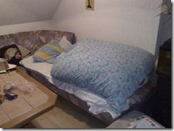 Meine Schlafstätte in Sachsen