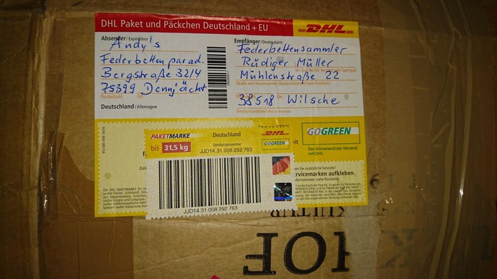 mein dhl paket